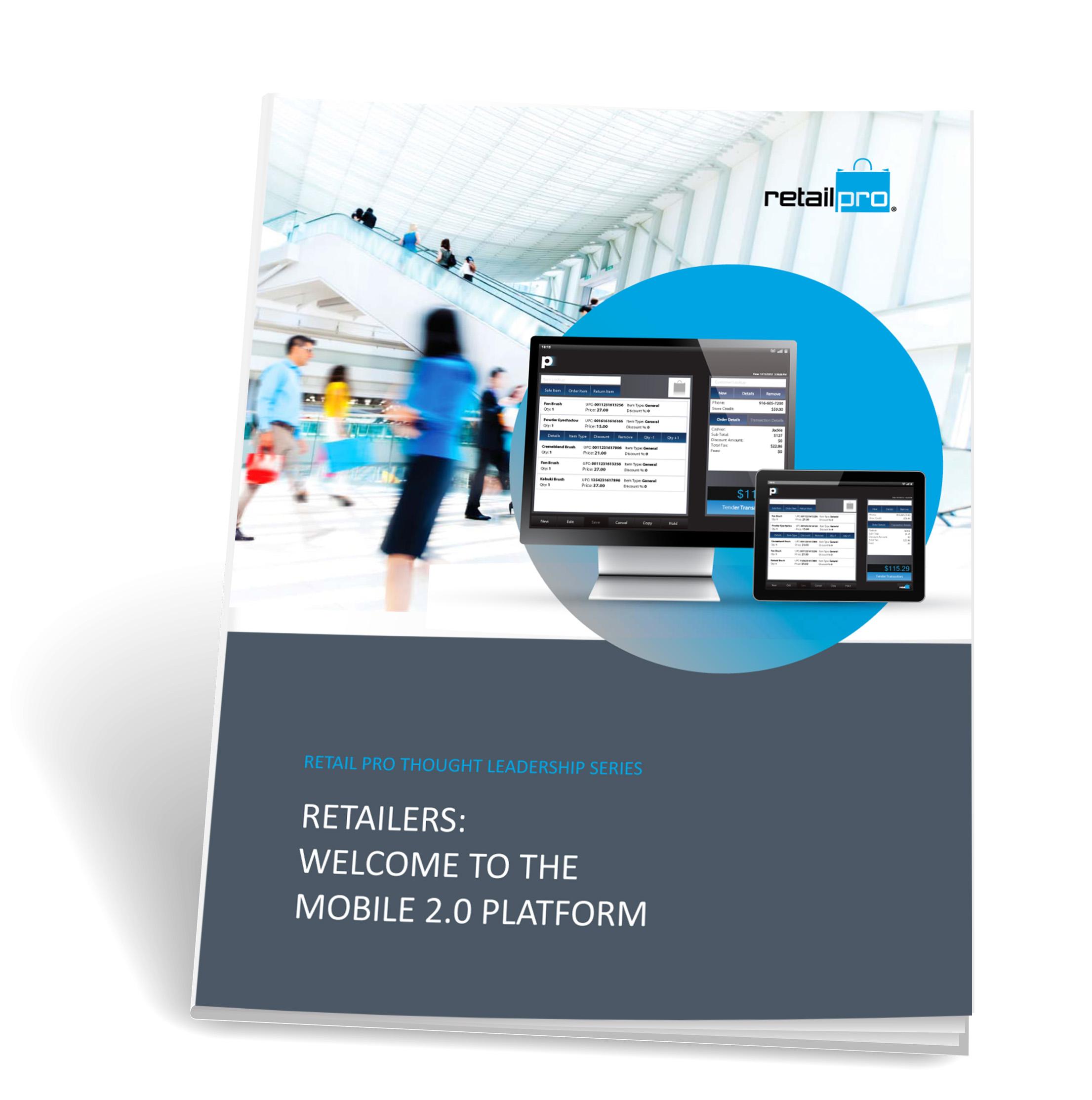 Retail Pro Mobile 2.0 Platform whitepaper