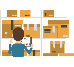 With RFID, inventory management is a breeze